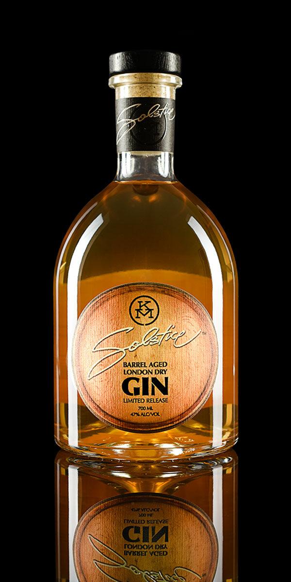 Solstice Port Barrel Gin