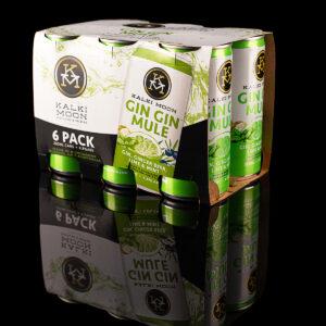 Gin Gin Mule Six Pack