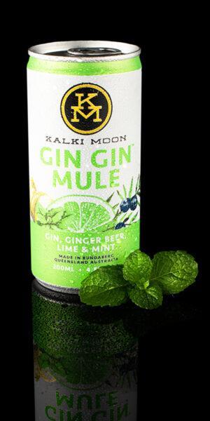 gin gin mule can